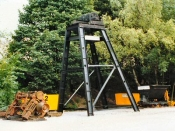 Crich Project and Lead Mining Display