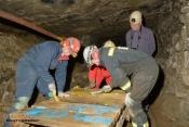 Holme Bank Chert Mine, Bakewell, Derbyshire. Photo © Chris James