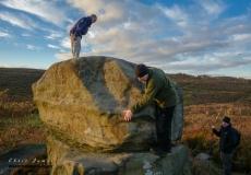 The Gorse Stone, Stanton Moor
