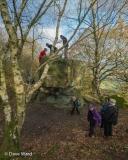 The Cat Stone, Stanton Moor