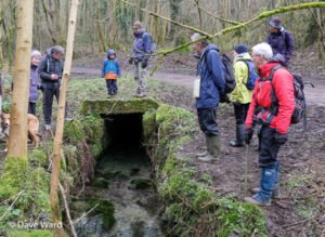 Industrial archaeology walk in the Peak District © Dave Ward
