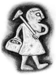"The Saxon Miner aka ""The Man in a Dress"""