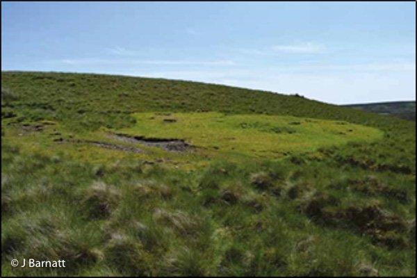 Lead smelting site at Lodge Moor near Sheffield © John Barnatt
