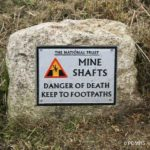Hazards of lead mining in Derbyshire